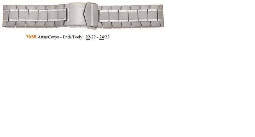 Cinturino Metallo 7650