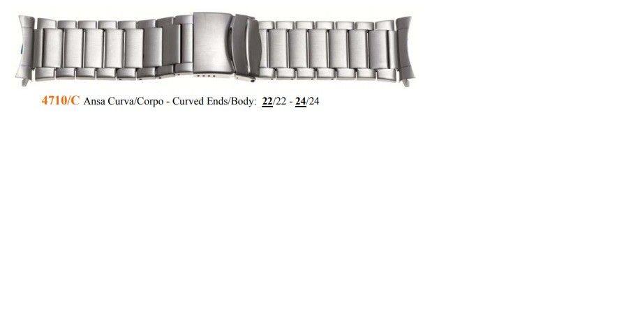 Cinturino Metallo 4710C