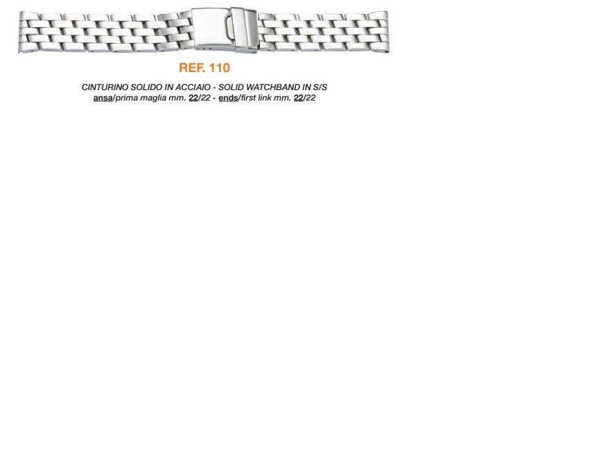 Cinturino Metallo 110
