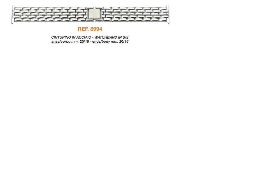 Cinturino Metallo 8994