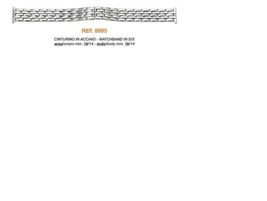 Cinturino Metallo 8995