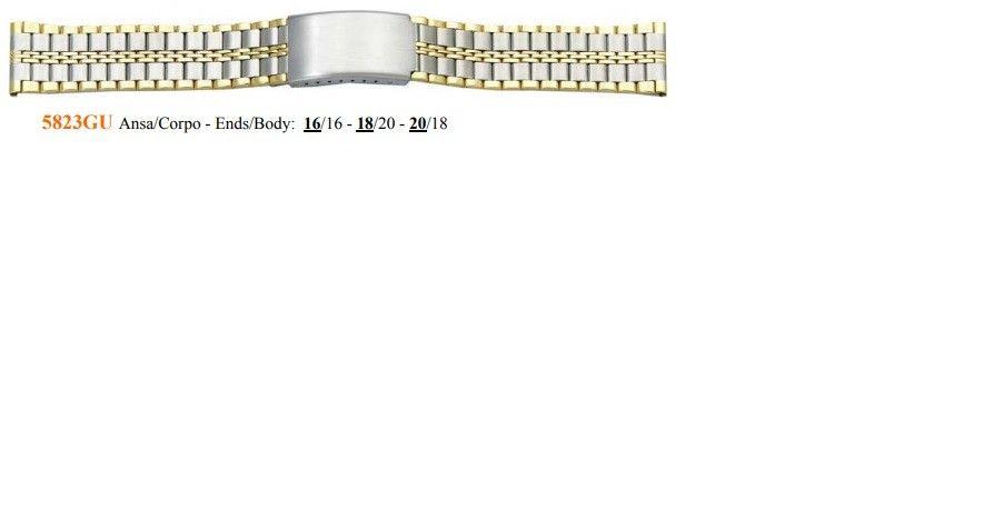 Cinturino Metallo 5823GU