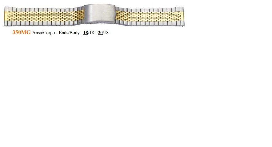 Cinturino Metallo 350MG
