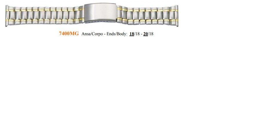 Cinturino Metallo 7400MG