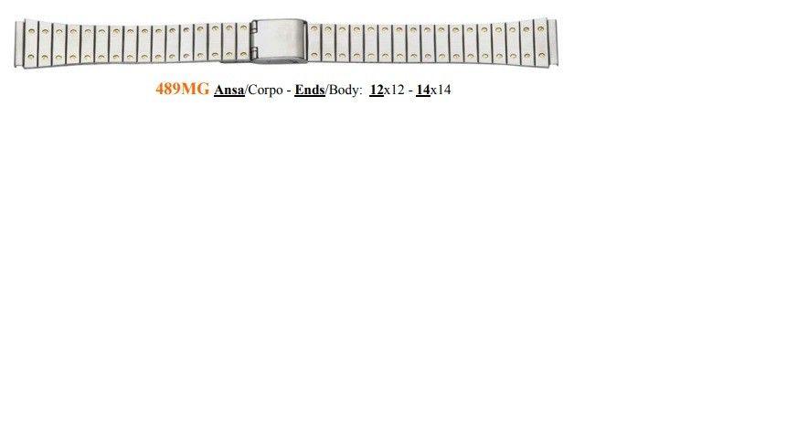 Cinturino Metallo 489MG