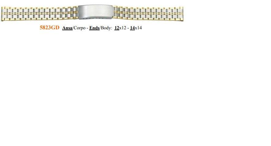 Cinturino Metallo 5823GD