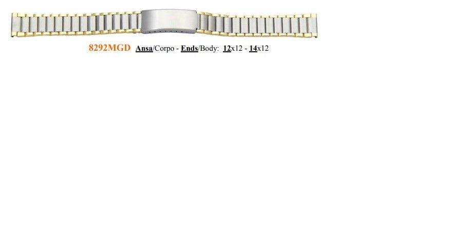 Cinturino Metallo 8292MGD