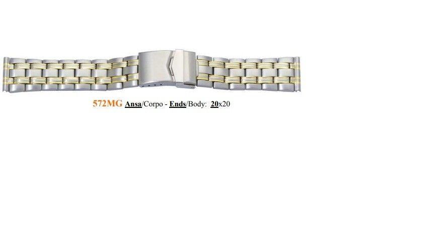Cinturino Metallo 572MG
