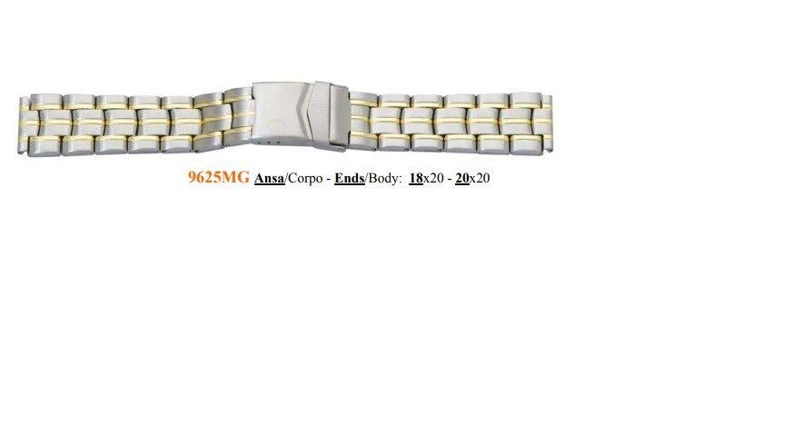 Cinturino Metallo 9625MG