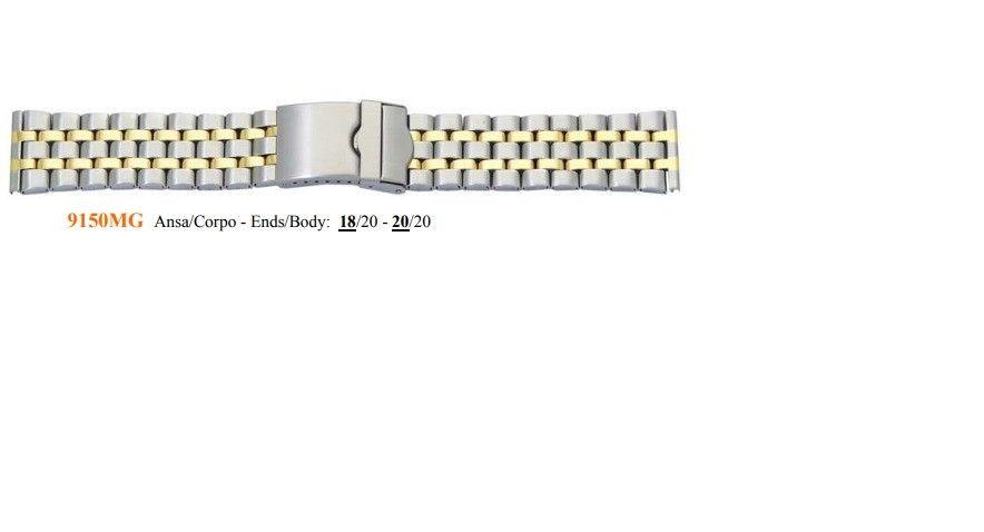 Cinturino Metallo 9150MG