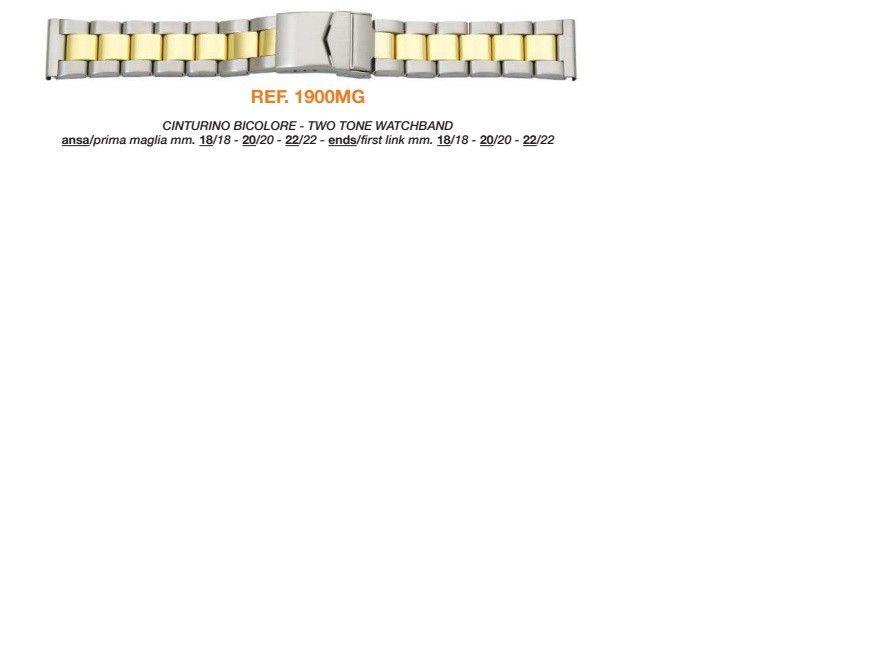 Cinturino Metallo 1900MG/C