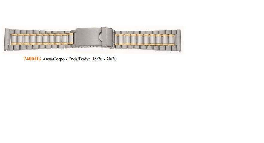 Cinturino Metallo 740MG