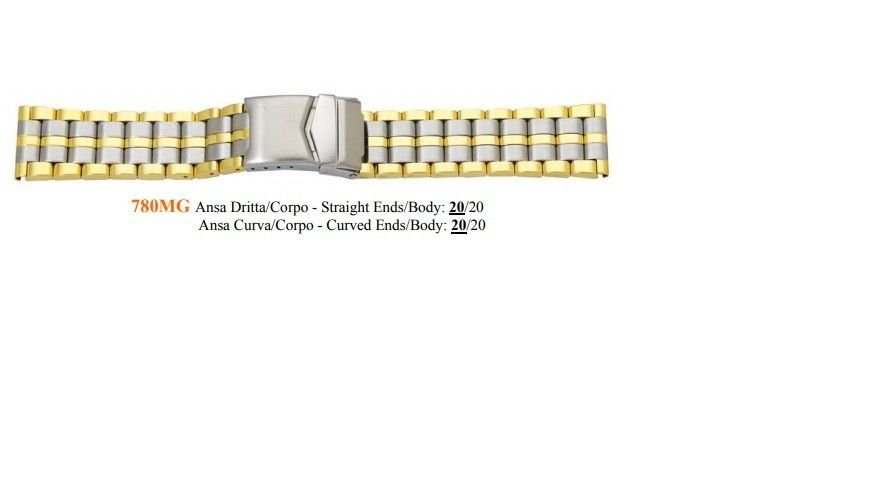 Cinturino Metallo 780MG