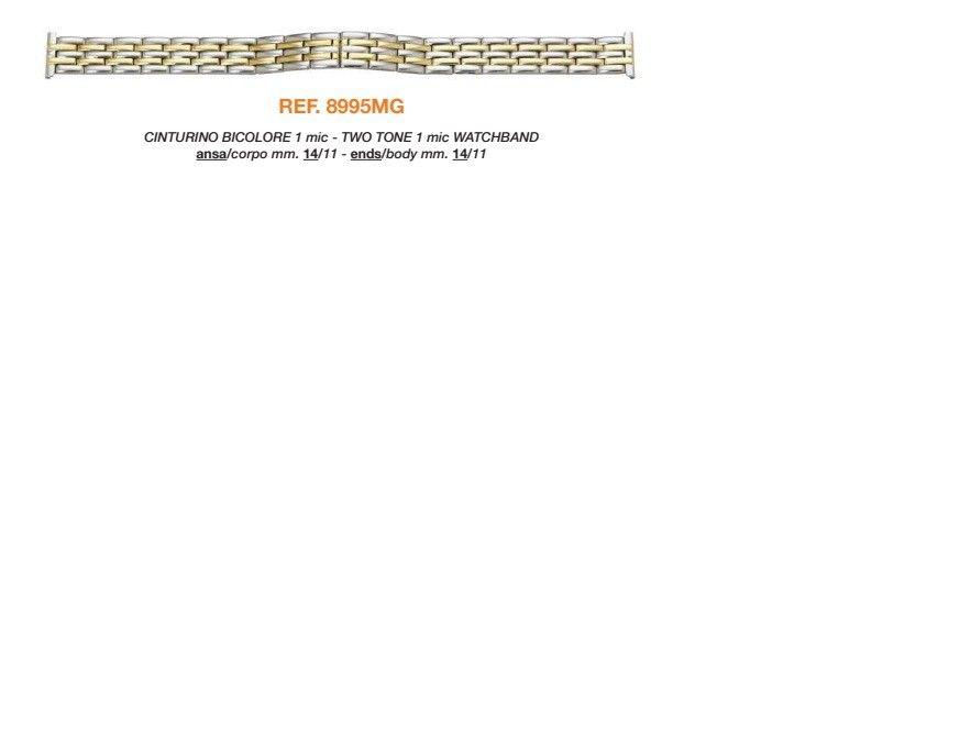 Cinturino Metallo 8995MG