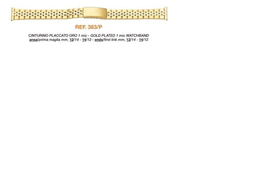 Cinturino Metallo 383/P