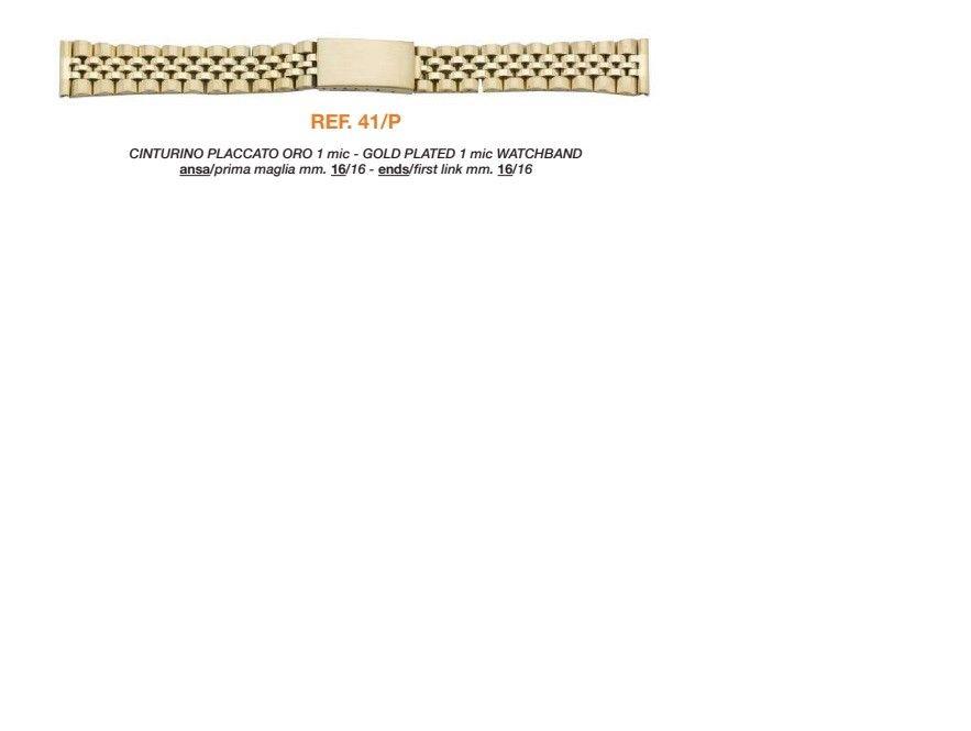 Cinturino Metallo CM41P