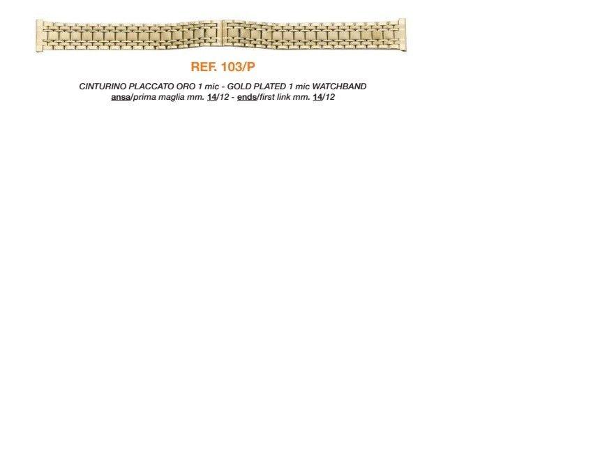 Cinturino Metallo CM103P