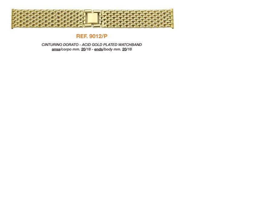 Cinturino Metallo 9012/P