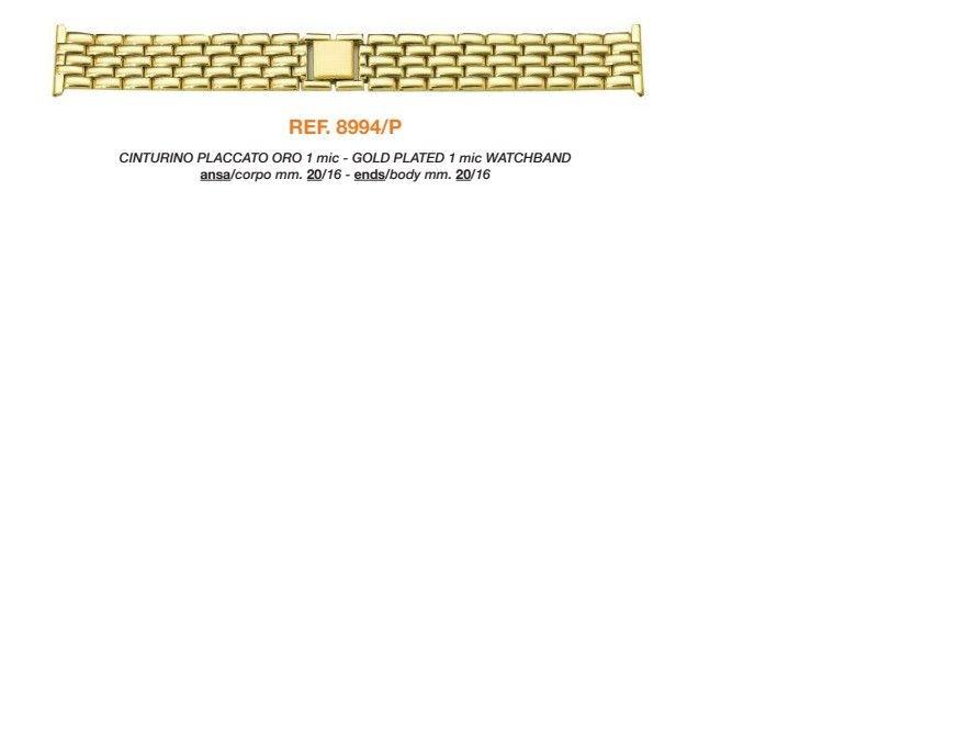 Cinturino Metallo 8994P