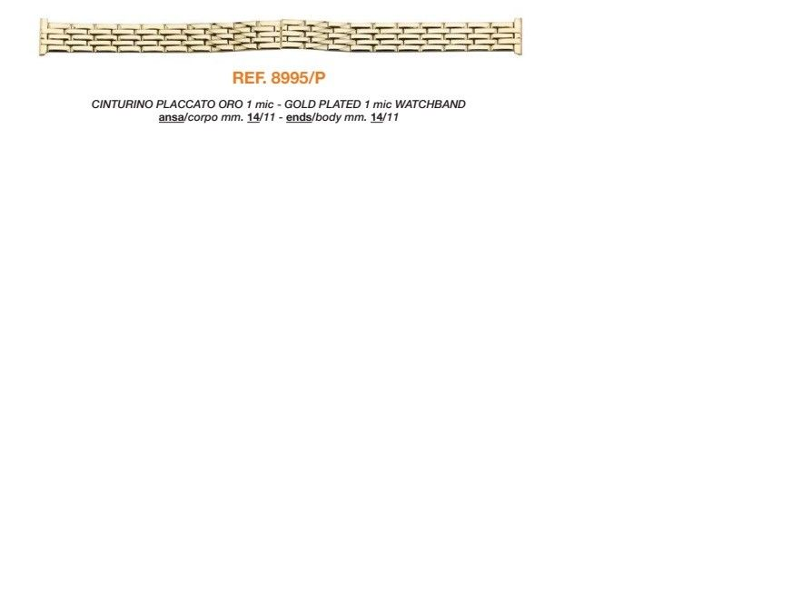 Cinturino Metallo 8995P