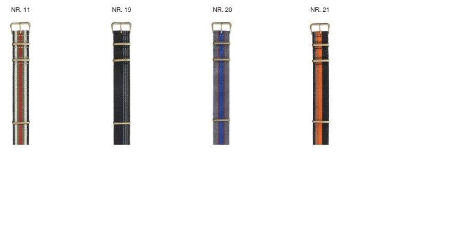 Cinturino Tessuto 530/FD