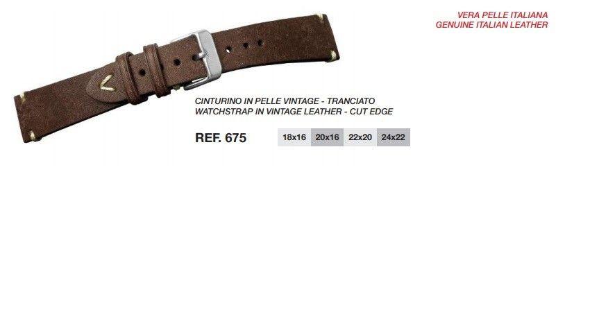 Cinturino Pelle 675