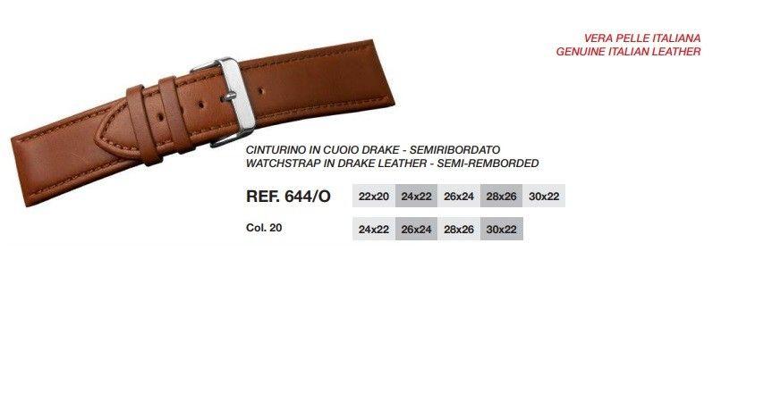 Cinturino Pelle 644/O