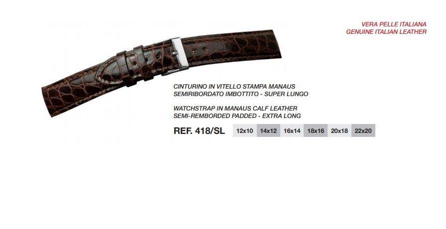 Cinturino Pelle 418SL