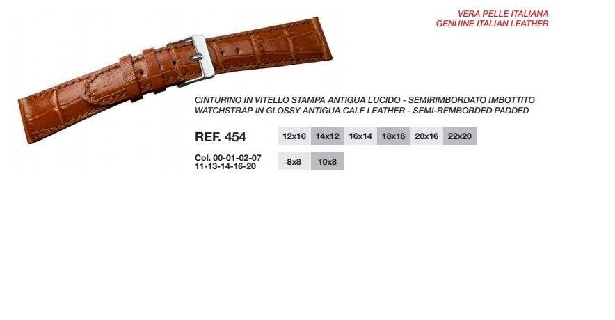 Cinturino Pelle 454