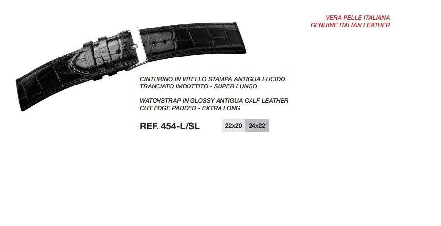 Cinturino Pelle 454L SL