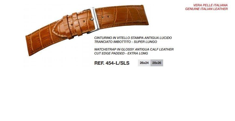 Cinturino Pelle 454L SLS