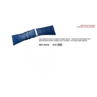 Cinturino Pelle 643/S