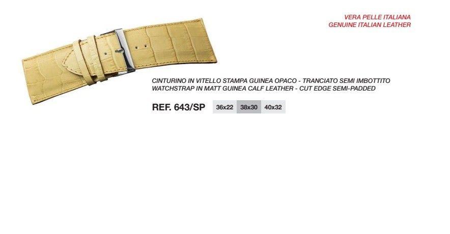 Cinturino Pelle 643/SP