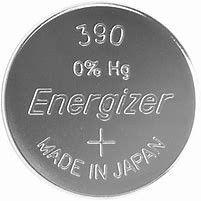 Pile per Orologi Energizer 390