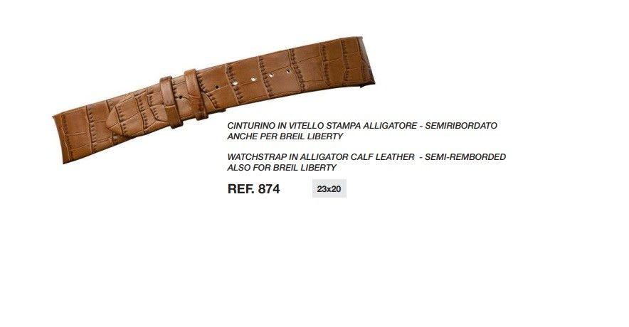 Cinturino Pelle 874