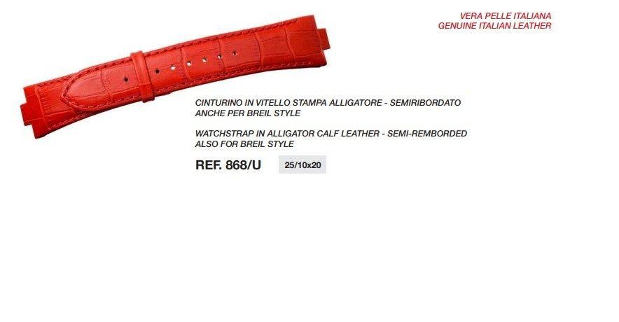 Cinturino Pelle 868/U