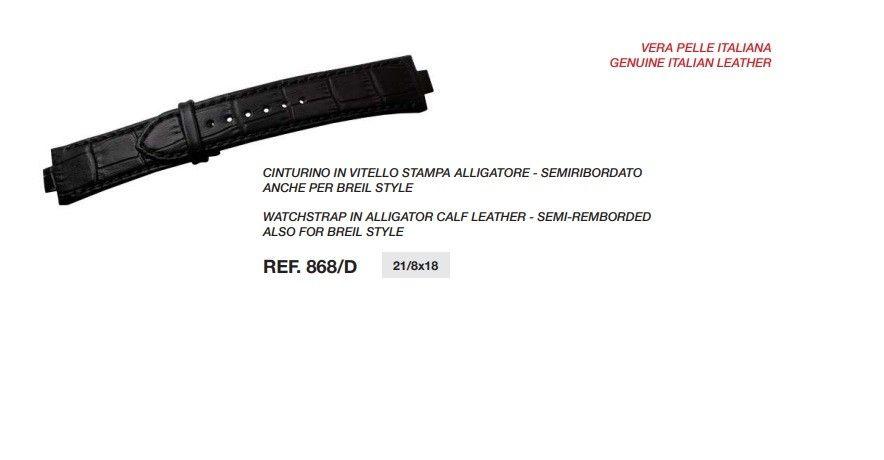 Cinturino Pelle 868/D