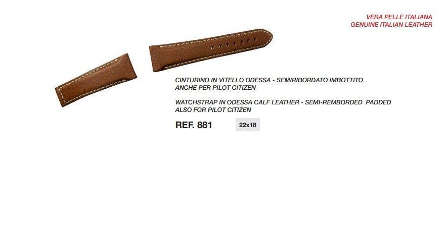 Cinturino Pelle 881