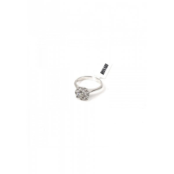Anello Cerchi di Luce Griff 0,76CT