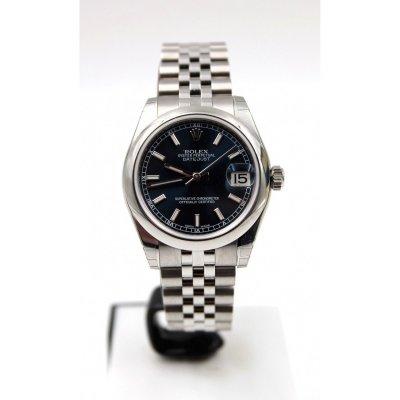 Rolex Datejust 178240 Quadrante Blu 31mm 2019
