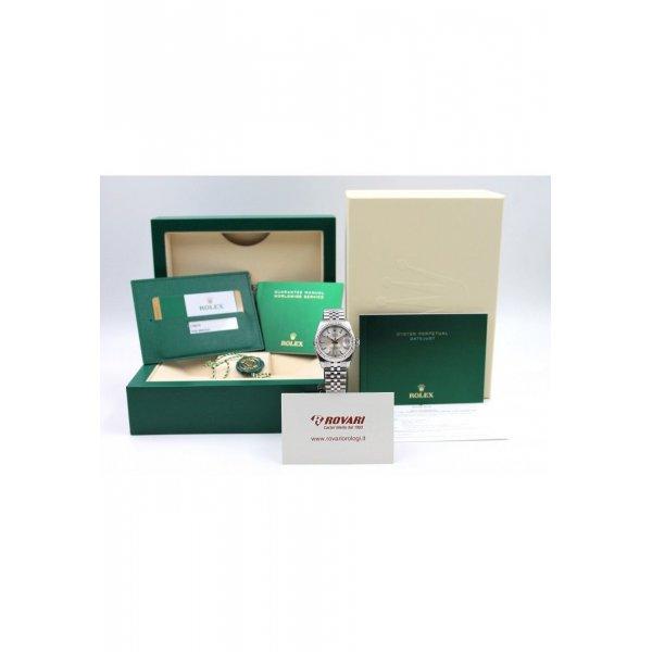 Rolex Datejust 178274 Argento 31mm 2019
