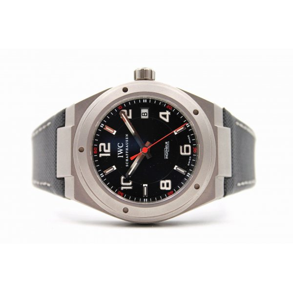 IWC Ingenieur AMG Titanium Like New Full Set