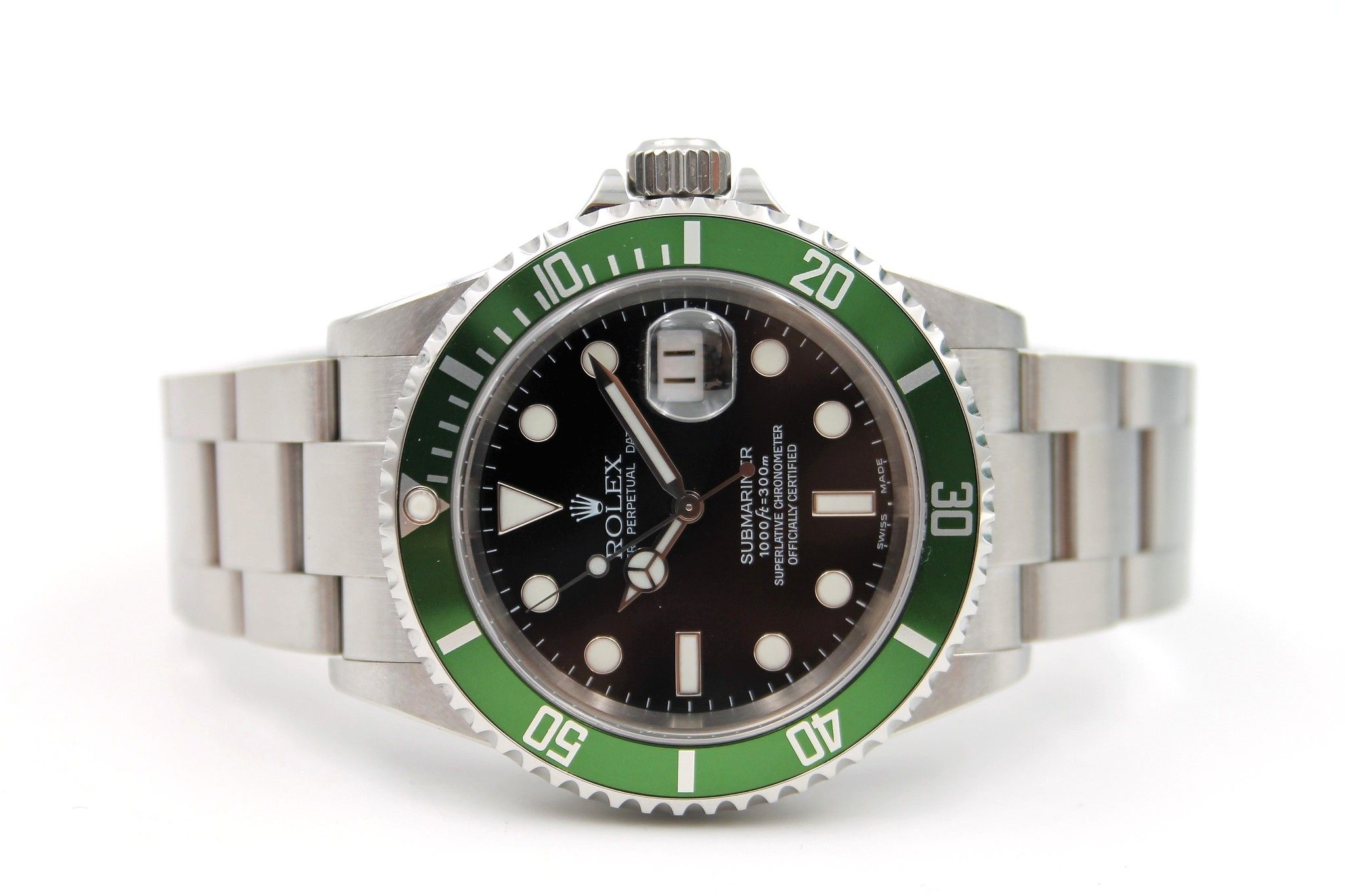 Rolex Submariner Date 16610LV Mark I 2004