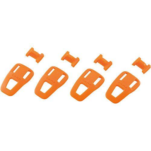 PORTALAMPADA TITAN 4 PZ - Arancione