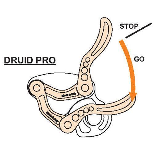 DRUID PRO BLACK - Discensore