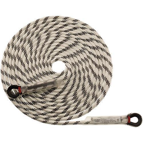 IRIDIUM 10.5 mm 5 m WITH LOOPS - Corda semi-statica