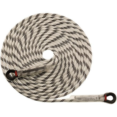 IRIDIUM 10.5 mm 50 m WITH LOOPS - Corda semi-statica