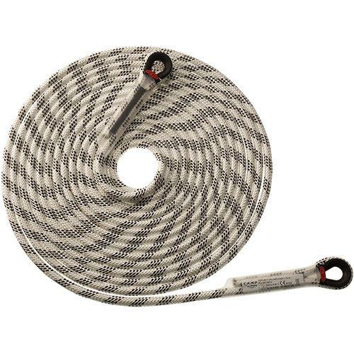 IRIDIUM 11 mm 15 m WITH LOOPS - Corda semi-statica