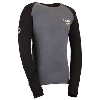 T-SHIRT LS CAMP SAFETY  - Maglietta maniche lunghe