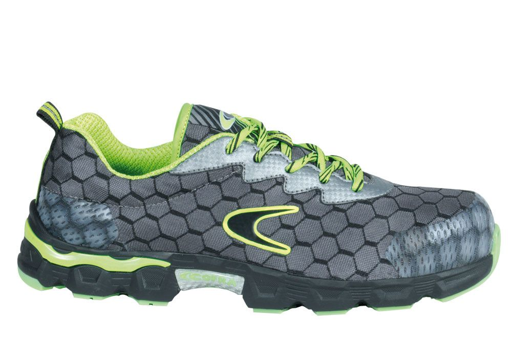 LOWBALL GREY/LIME S1 P SRC